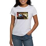 Coffee Bar at Dusk Women's T-Shirt