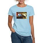Coffee Bar at Dusk Women's Light T-Shirt
