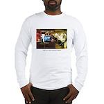 Coffee Bar at Dusk Long Sleeve T-Shirt