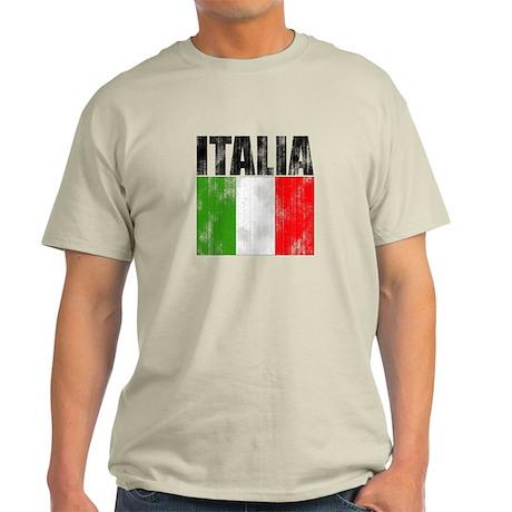 Faded Italia Light T-Shirt