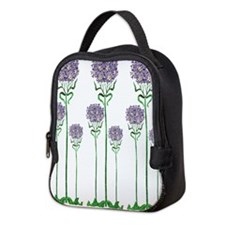 Hydrangeas Neoprene Lunch Bag