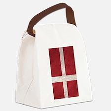 Cute Danish Canvas Lunch Bag