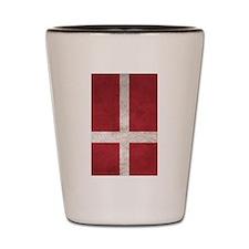 Unique Denmark Shot Glass