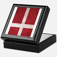 Cute Denmark Keepsake Box