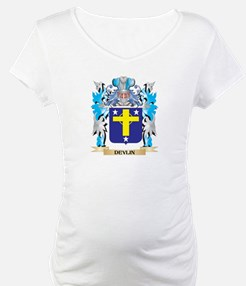 Devlin Coat of Arms - Family Crest Shirt