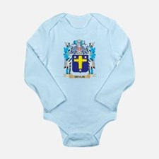 Devlin Coat of Arms - Family Crest Body Suit