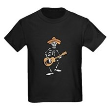 mariachi skeleton T-Shirt