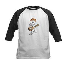 mariachi skeleton Baseball Jersey