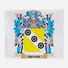 Cute Devo Throw Blanket