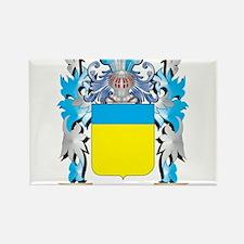 Dewar Coat of Arms - Family Crest Magnets