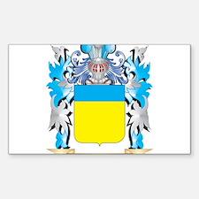 Dewar Coat of Arms - Family Crest Bumper Stickers