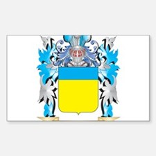 Dewar Coat of Arms - Family Crest Decal