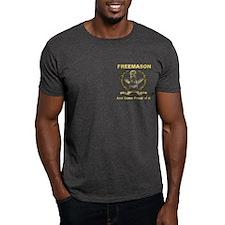 Freemason and damn proud of it T-Shirt