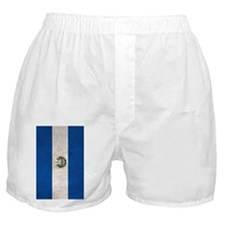 Cute El salvador flag Boxer Shorts