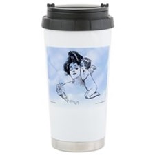 Cute Dana girls Travel Mug