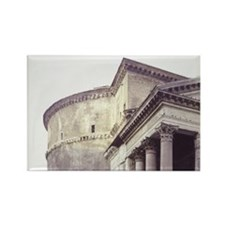 The Pantheon, Rome, 25 BC. Rectangle Magnet