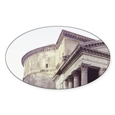 The Pantheon, Rome, 25 BC. Decal