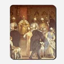 A Doge with Muslim potentates , Doge's P Mousepad