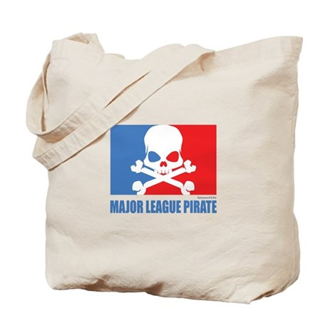 ML Pirate (2) Tote Bag