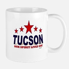 Tucson Our Spirit Lives On Mug