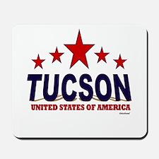 Tucson U.S.A. Mousepad