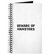 beware of hamsters Journal