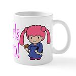 Girl Judge Mug