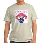 Girl Judge Light T-Shirt