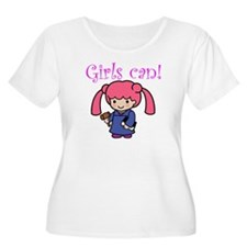 Girl Judge T-Shirt