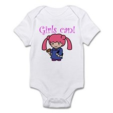 Girl Judge Infant Bodysuit