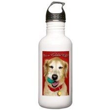 Golden Life Stainless Water Bottle 1.0l