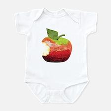 Bitten Apple Infant Bodysuit