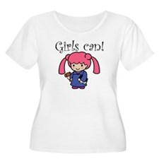 Girl Judge T-Shirt