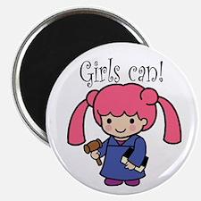 Girl Judge Magnet