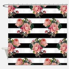 Cute Bold beautiful Shower Curtain