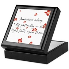 Genealogy Haiku Keepsake Box
