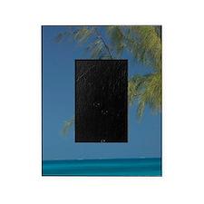 Solitary Beachgoer CAICOS, Salt Cay  Picture Frame