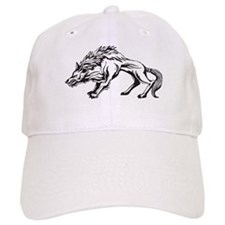 Wolf Tattoo Baseball Cap