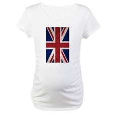 UK United Kingdom Flag Vintage / Distressed Matern