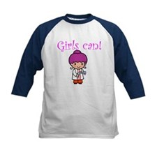 Girl Scientist Tee