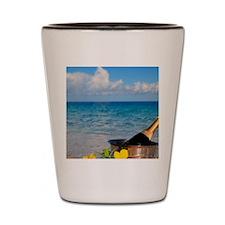 Turks & Caicos Club, Providenciales, Tu Shot Glass