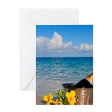 Turks & Caicos Club, Providenciales, Greeting Card