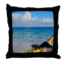 Turks & Caicos Club, Providenciales,  Throw Pillow