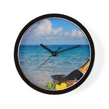 Turks & Caicos Club, Providenciales, Tu Wall Clock