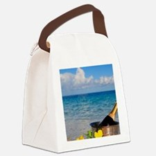 Turks & Caicos Club, Providencial Canvas Lunch Bag