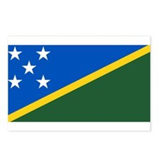 The Solomon Islands Postcards (Package of 8)