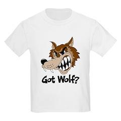 Got Wolf? T-Shirt