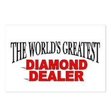 """The World's Greatest Diamond Dealer"" Postcards (P"