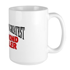 """The World's Greatest Diamond Dealer"" Mug"