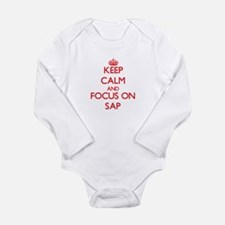 Keep Calm and focus on Sap Body Suit